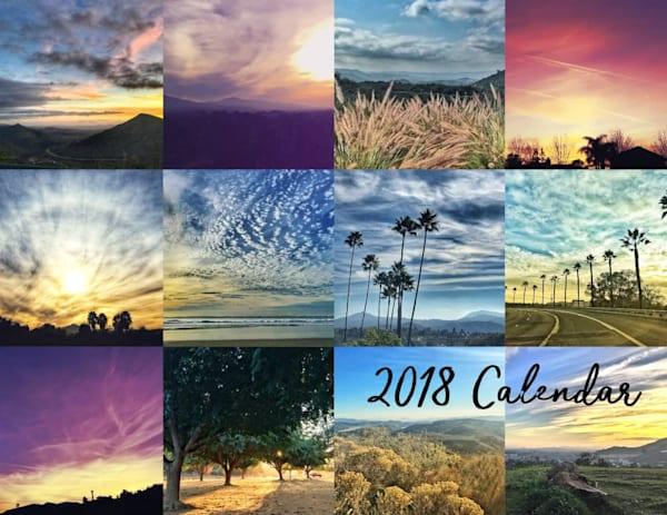 2018 Art Calendar