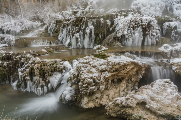 Falling Springs 22 Photography Art | Kevin Blackburn Art