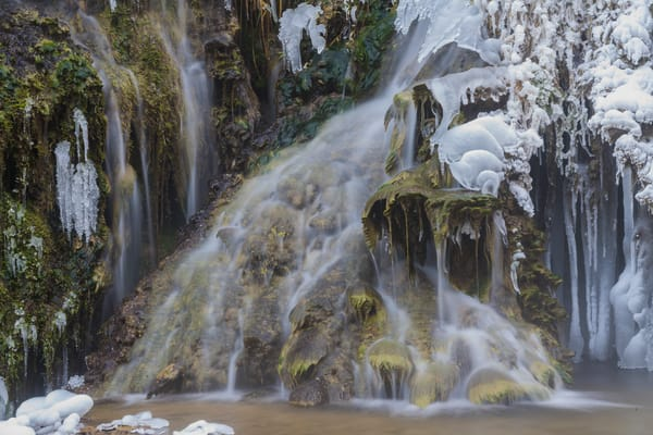 Falling Springs 26 Photography Art | Kevin Blackburn Art