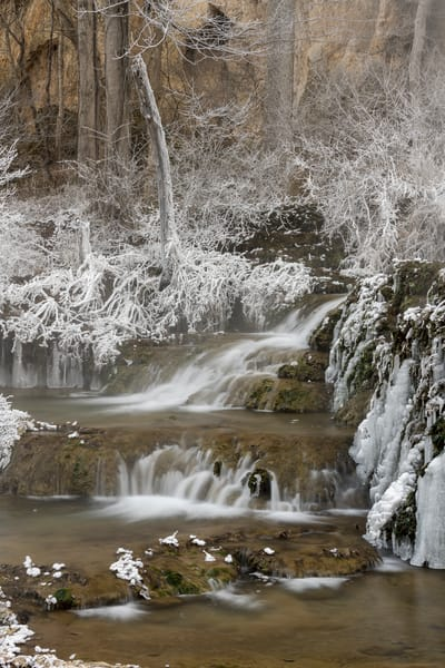 Falling Springs 29 Photography Art | Kevin Blackburn Art