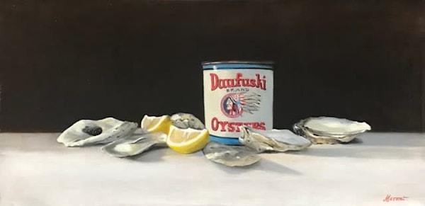 Daufuskie Oysters