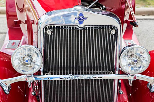 Emblem 1929 Chevrolet Classic Car 3131.02