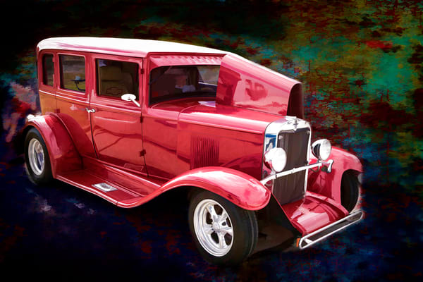 1929 Chevrolet Art Photographs for Canvas or Metal Wall Prints