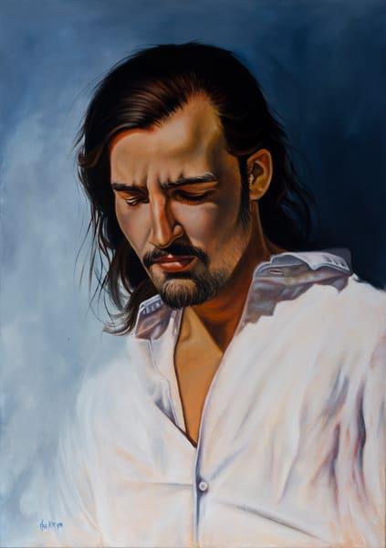 """The High Priestly Prayer"" by Ilse Kleyn   Prophetics Gallery"