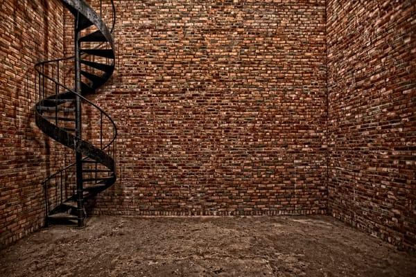 Bell Tower Stairway