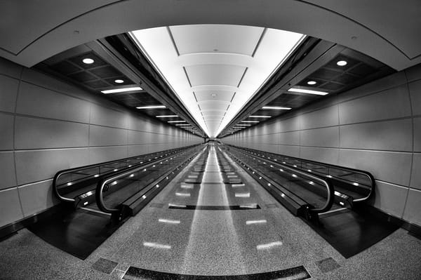 Terminal Movement Photography Art | Lance Rosol Fine Art Photography
