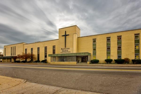 Perfecting Church Detroit Photography Art | Lance Rosol Fine Art Photography