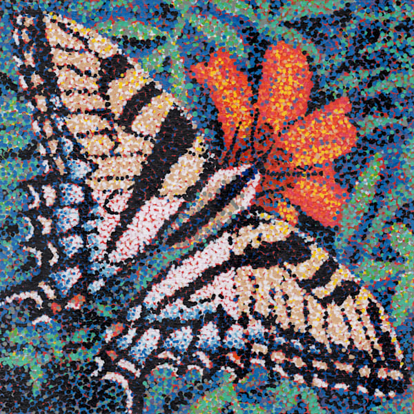 Bug and Butterfly Art and Paintings for Sale