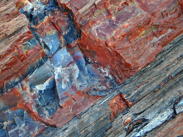 Jasper Agate Abstract