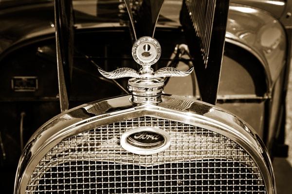 1929 Ford Classic Car Emblem 3055.01