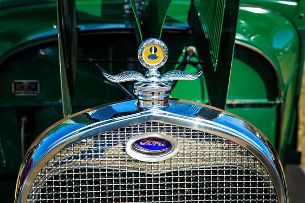 Emblem for 1929 Ford Classic Car 3055.02