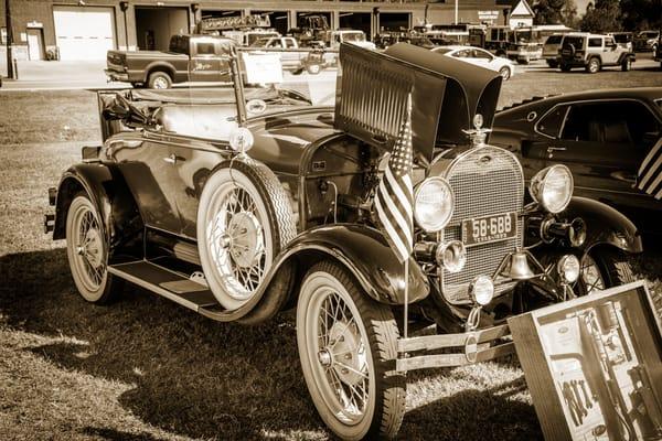 Vintage Car 1929 Ford Classic Car 3053.01