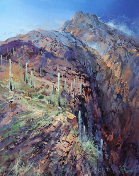 Canyon Thunder   Southwest Art   Madaras Gallery Tucson