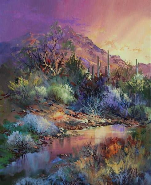 Desert Journey   Southwest Art   Madaras Gallery Tucson
