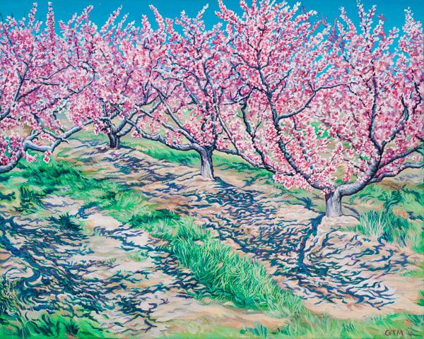 Strawberry Hill Art | George Terry McDonald Art