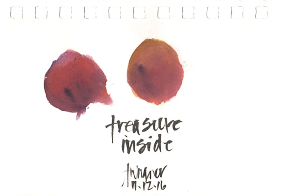 Treasure Inside - Bay Nuts