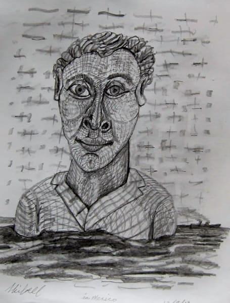 Person in Ocean