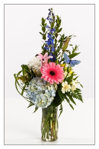 Early Spring Flower Arrangement 8051.02