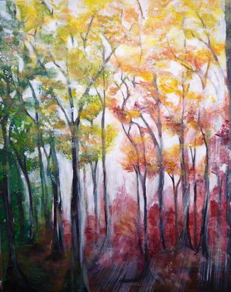 Forest Art | Art By Dana