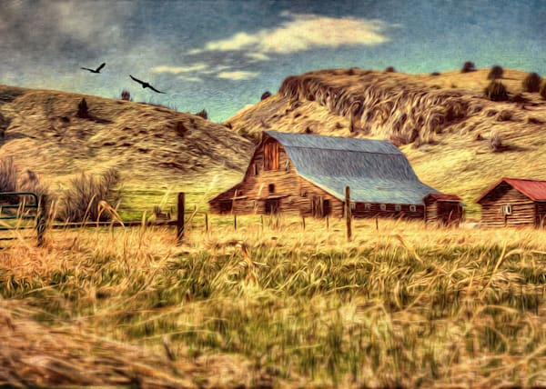 Nostalgia Barn, Bozeman Montana