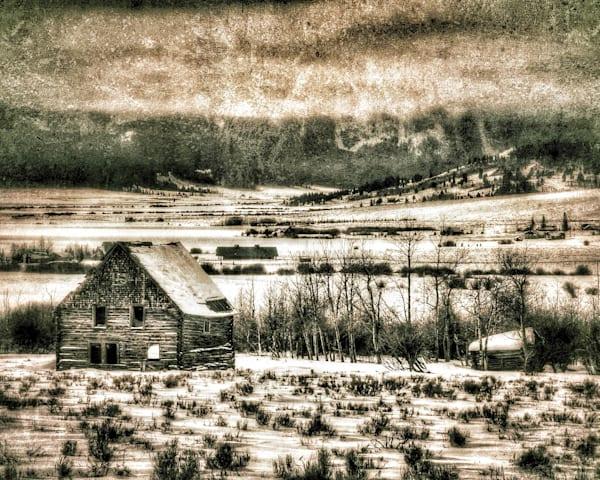 Henrys Lake cabin, Henrys Lake Idaho,