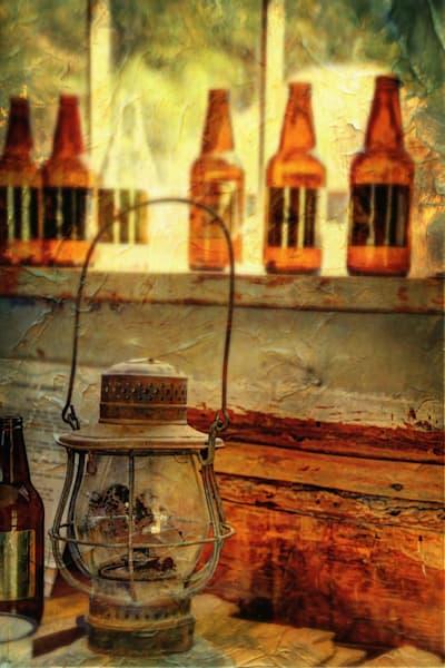 Lantern, Vintage lantern,