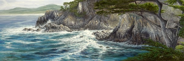 At Lands End Art | Cypress Cove Creations