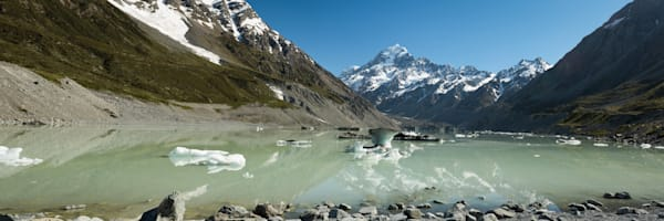Mount Cook Panorama Photograph for Sale as Fine Art.