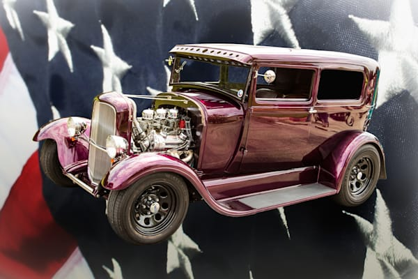 1929 Ford Model A Cintage Car 5511.04