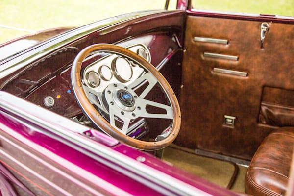 1929 Ford Model A Inside 5511.11