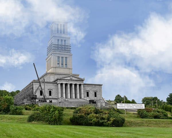 Washington Masonic Memorial, Alexandria
