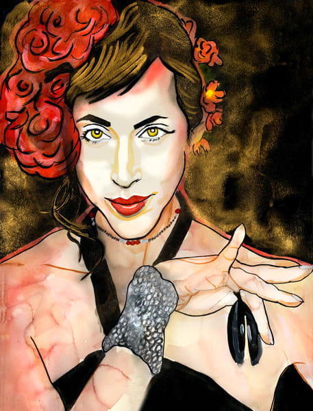 Patricia Vonne Art | William K. Stidham - heART Art