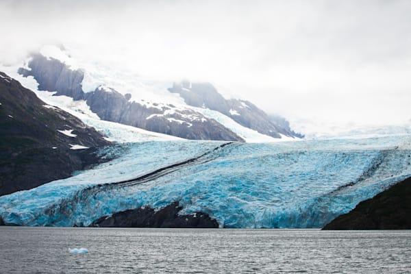 portage-glacier, alaska, portage-lake