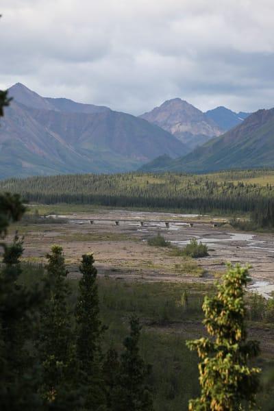 mount-denali-national-park, alaska, mountain-chain, wilderness