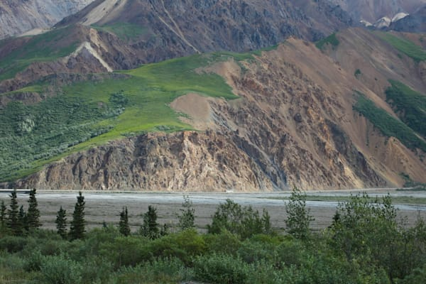 wilderness, mount-denali, mountains