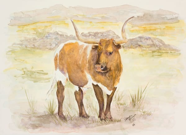 Debra Bruner Studio  Fine Art Paintings  Western