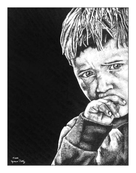 Fear Art | Yvonne Petty Artist