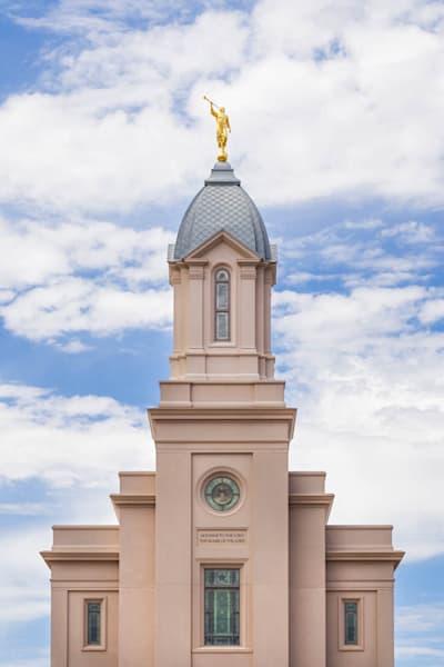 Cedar City Utah Temple - Arrows to Heaven