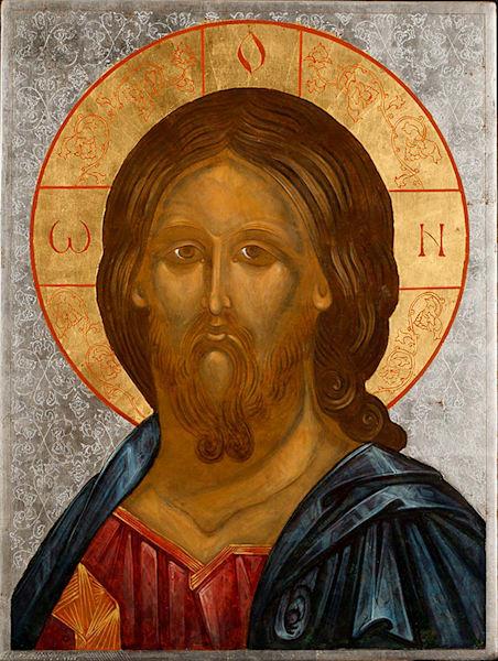 Christ Redeemer fine art print by Katherine de Shazer.
