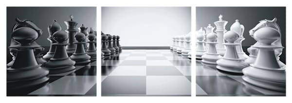chess wall decor