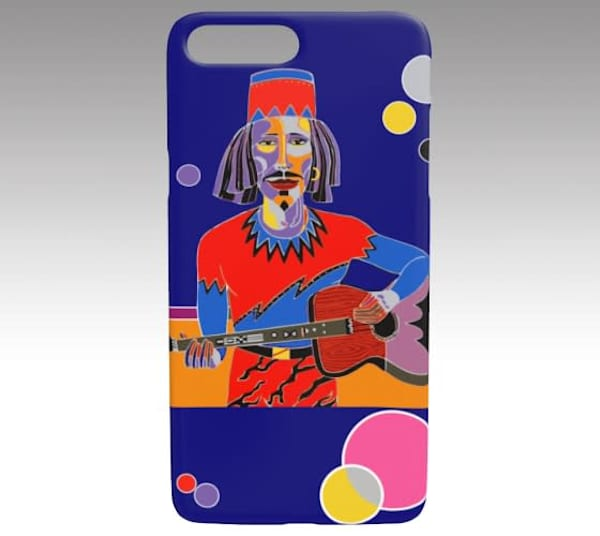 Oriental Musician iPhone 7/8 Plus
