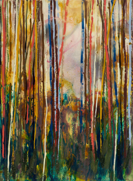 Mary Farmer Art Prints For Sale, Asheville Based Encaustic Painter