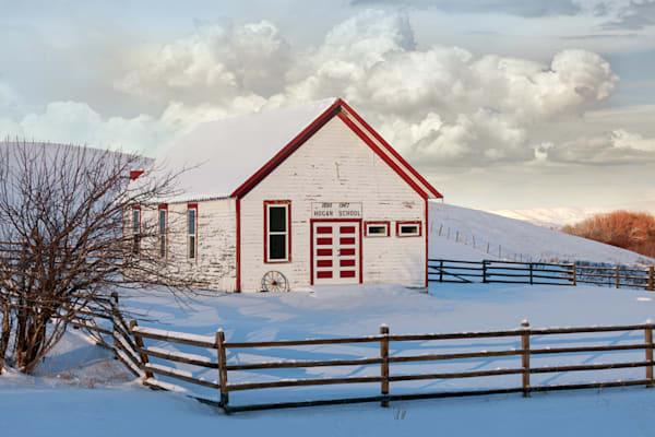 Hogan School in Winter