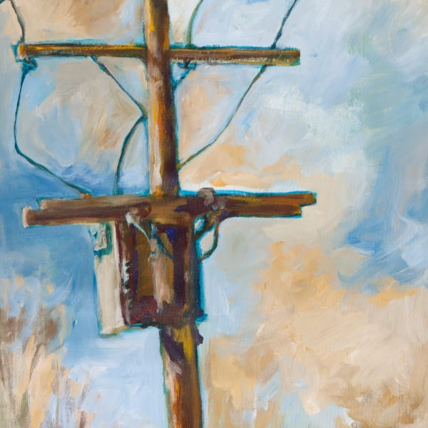 Shop Art | Power Pole Paintings and Reproduction Prints