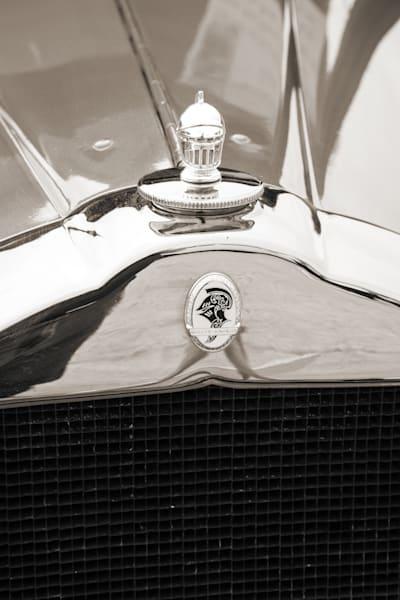 Emblem 1929 Willys Knight Classic Car 4541.01