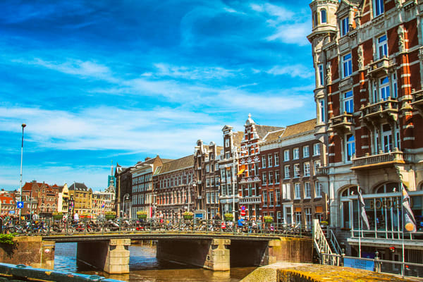 Mr. Amsterdam