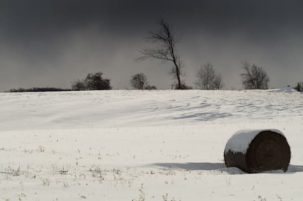 Winter Storm Approaching Photography Art   Sage & Balm Photography