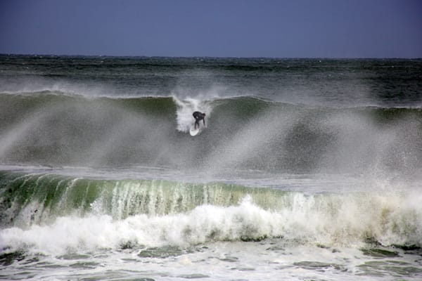 Big Waves, Surfer, Good Harbor Beach,