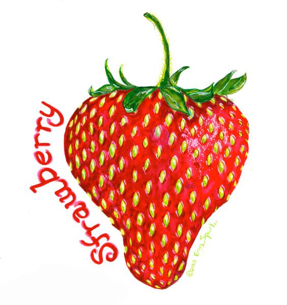 strawberry Side ORG