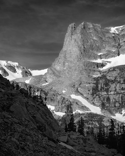 Art photos of Colorado Rocky Mountains and Estes Park by James Frank
